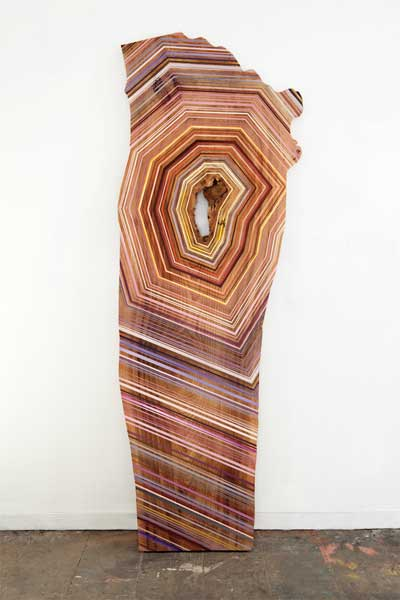 Geode Plank, 2011, Jason Middlebrook