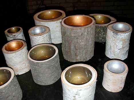 log bowls, Doha Chebib