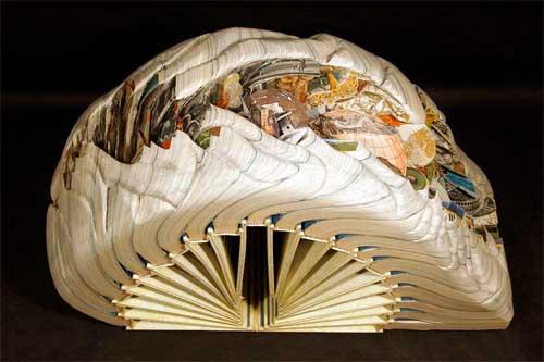 paper sculpture, Dettmer
