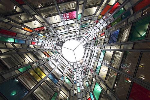 art installation by Julia Vogl