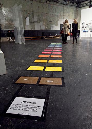 art installation, Julia Vogl