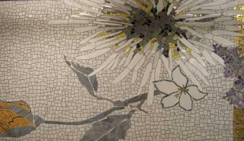 Robert Kushner mosaic