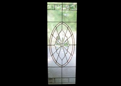 beveled glass door by linda oeffling