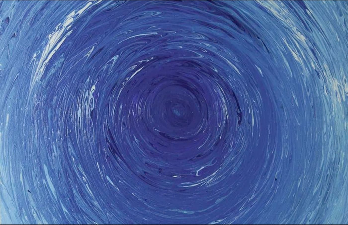 jonas-goldmann-dynamic-spiral, paint pouring technique